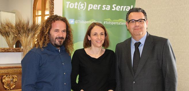 La SER entrega 6.000 euros a Tot(s) per sa Serra!