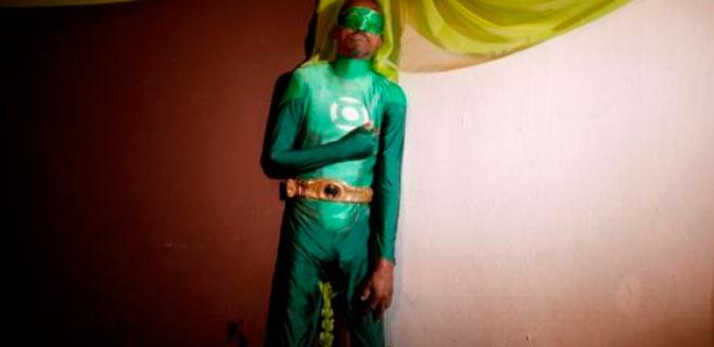 Muere el superhéroe Linterna Verde de Puerto Rico