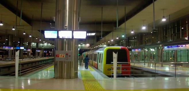 Metro de Palma y los autobuses aumentan sus cifras de viajeros en 2015