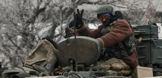 Alto el fuego en Ucrania
