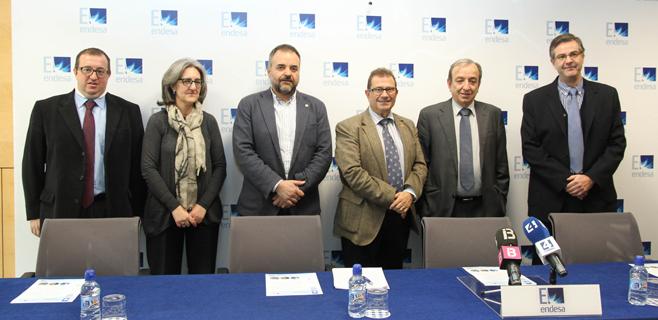 UIB y Endesa ponen en marcha el título de experto en energía eléctrica