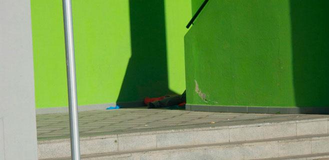 Hallado un indigente muerto en Palma