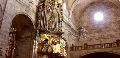 El órgano de la parroquia de Santanyí es el mejor de Europa