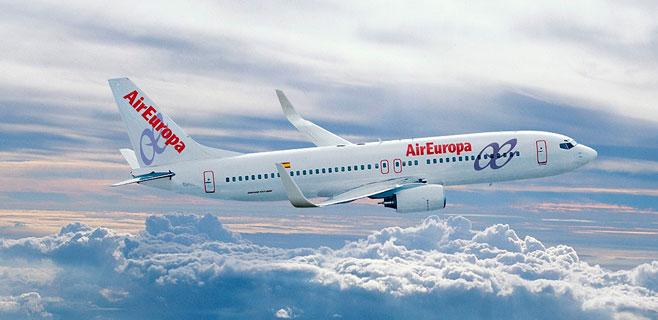 Air Europa conectará Balears con Oporto y Lisboa durante este verano