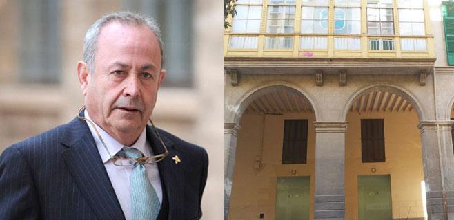El juez Castro envía a juicio la presunta financiación ilegal del PP balear