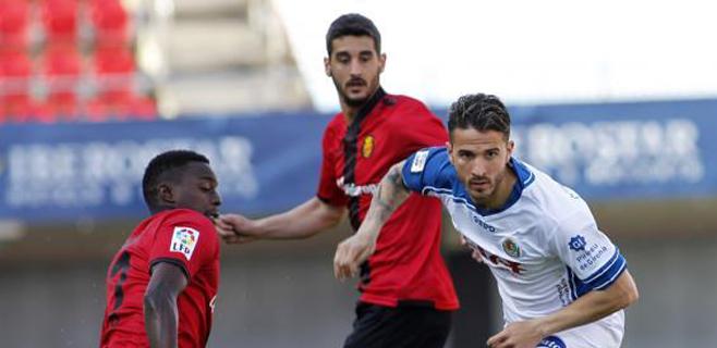 El Real Mallorca pierde otro partido (0-1) y se descarta para la promoción