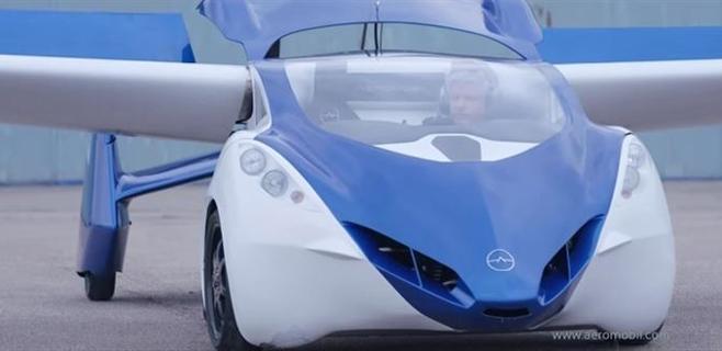 Los coches voladores tomarán el cielo en 2017