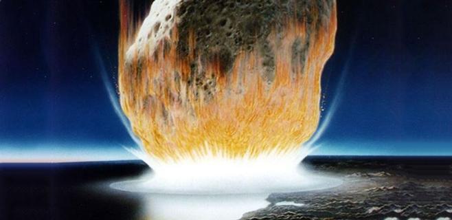 Descubierto el cráter de impacto más grande del mundo