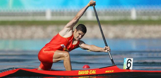 El piragüista David Cal anuncia que se retira