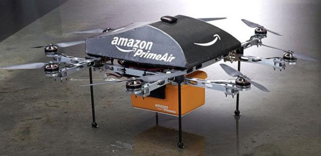 Amazon puede probar sus drones
