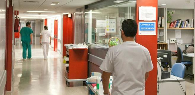 Los enfermeros piden 200 interinidades