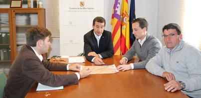 360.000€ para la red saneamiento de Es Llombards-Santanyí