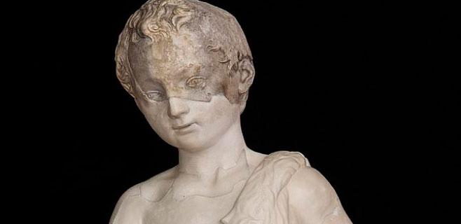 El Prado expondrá el 'San Juan Bautista niño' de Miguel Ángel