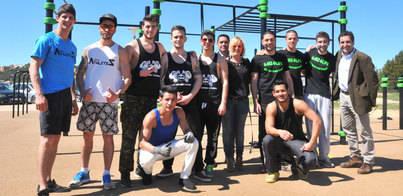 La nueva sala fitness de Magaluf funcionará este verano