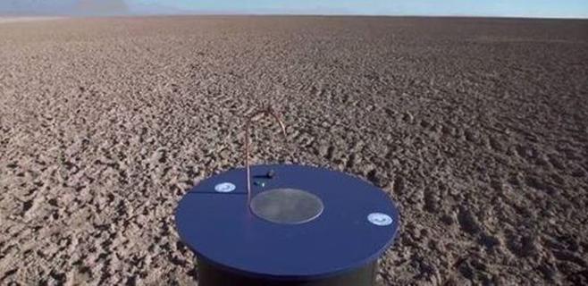 Desarrollado un equipo que transforma el aire en agua