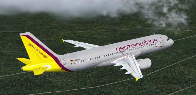 Entre los pasajeros del avión estrellado había alemanes que volvían de Mallorca