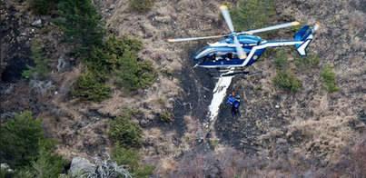 Finalizada la búsqueda de cuerpos del avión de Germanwings