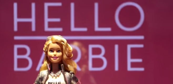 Polémica por la Barbie que graba la voz de los niños