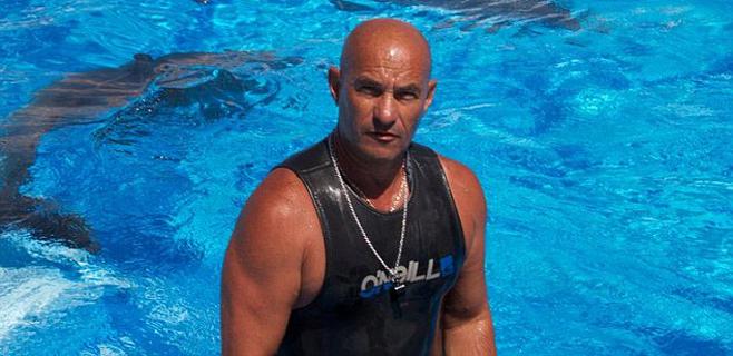 Homenaje privado en Marineland al entrenador de delfines fallecido