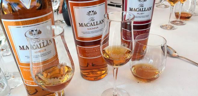 Macallan presenta en Mallorca su whisky de autor