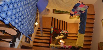 Mantas para casas de acogida de madres y niños