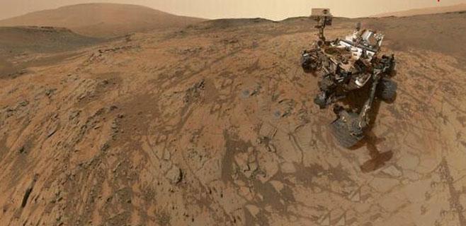 Rastros de nitratos en Marte avalan un pasado habitable