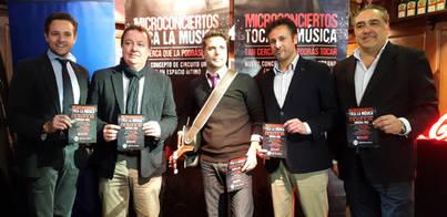 Llega Toca la Música a Inca