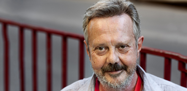 Muere el periodista Moncho Alpuente