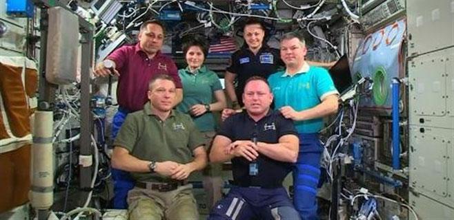 Rusia y EEUU construirán una nueva Estación Espacial