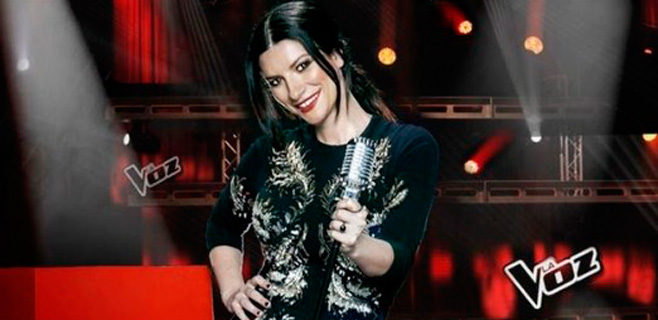 Laura Pausini eclipsa a Alejandro Sanz en 'La Voz 3'