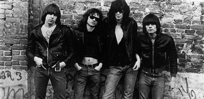 Los que llevan camisetas de Ramones no son fans