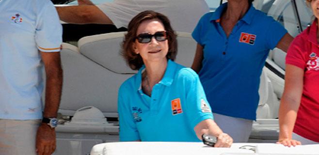 COPE premia a la Reina Sofia por su fidelidad a Mallorca