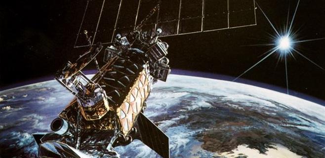 Estalla en órbita un satélite militar