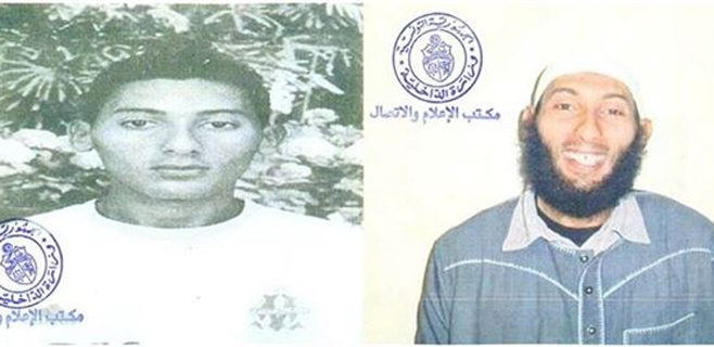 Túnez identifica al terrorista huído