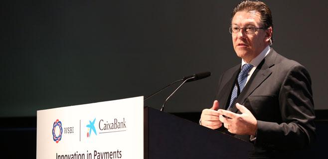 CaixaBank y WSBI reúnen en Barcelona   a más de 100 bancos de 50 países para   analizar el futuro de los medios de pago