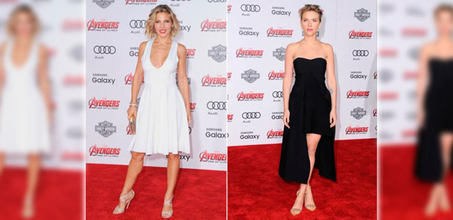 Elsa Pataky emula a Marilyn y eclipsa a Scarlett Johansson