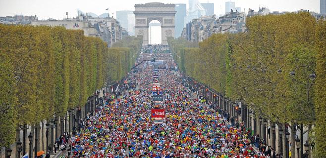 Un ibicenco de 65 años completa 65 maratones