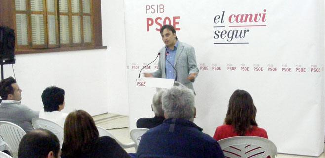 Miralles quiere un Consell que preserve la identidad y la lengua de Mallorca