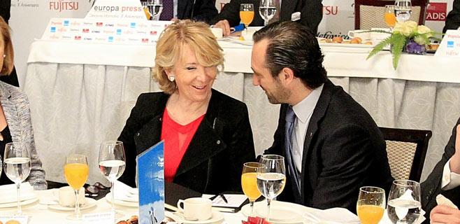 Aguirre y Bauzá reclaman una bajada de las tasas a las líneas de bajo coste