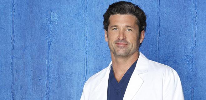Anatomía de Grey pierde al Dr. Patrick Dempsey
