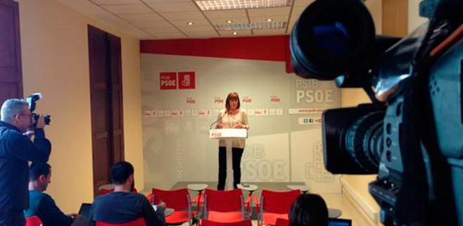 Armengol (PSIB) propone una renta básica para las personas sin recursos