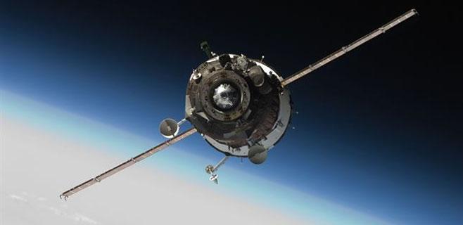 La nave Progress caerá a la Tierra entre el 3 y el 11 de mayo