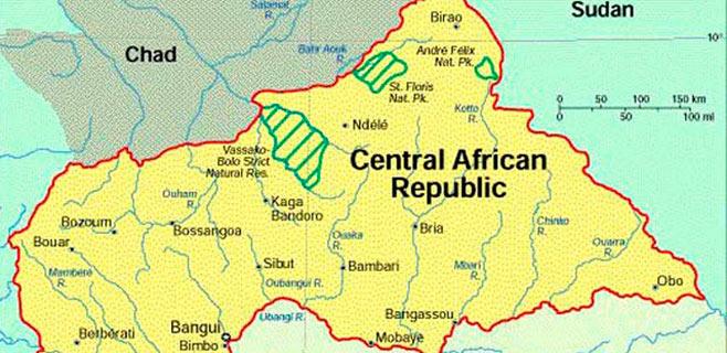 Efectivos militares de Balears partirán de misión a la República Centroafricana