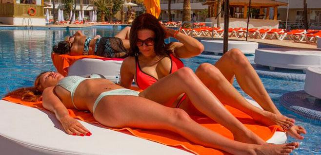 BH Mallorca abre con más del 75% de ocupación
