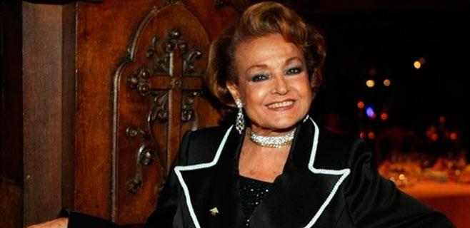 Carmen Sevilla, hospitalizada por infección