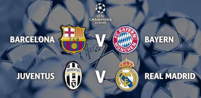 Barça-Guardiola en la Champions