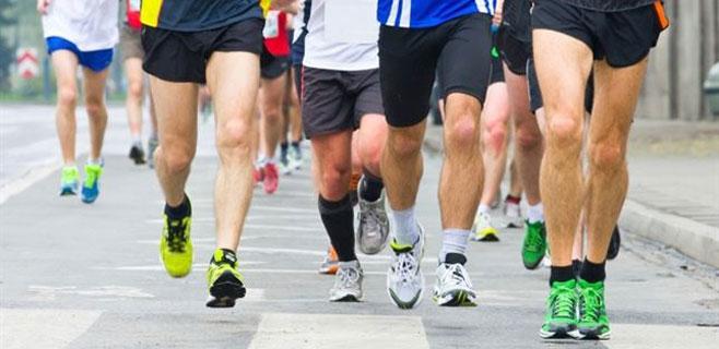 Las manos revelan si se es un buen corredor