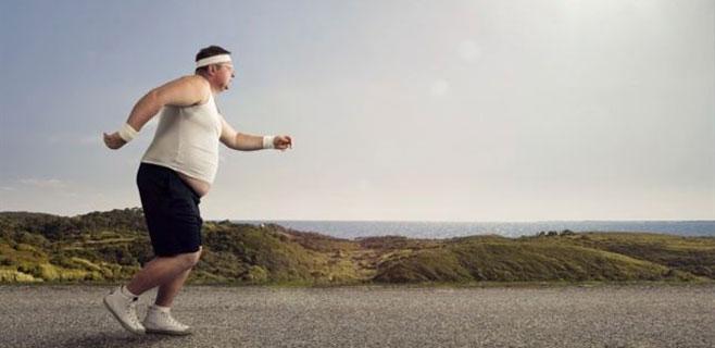 La falta de ejercicio no tiene la culpa de la obesidad