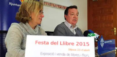 Los jóvenes protagonizan la Festa del llibre