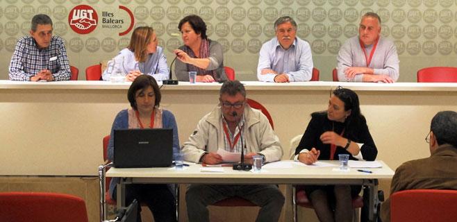 Esperanza Barceló preside la gestora que dirigirá UGT Baleares hasta junio